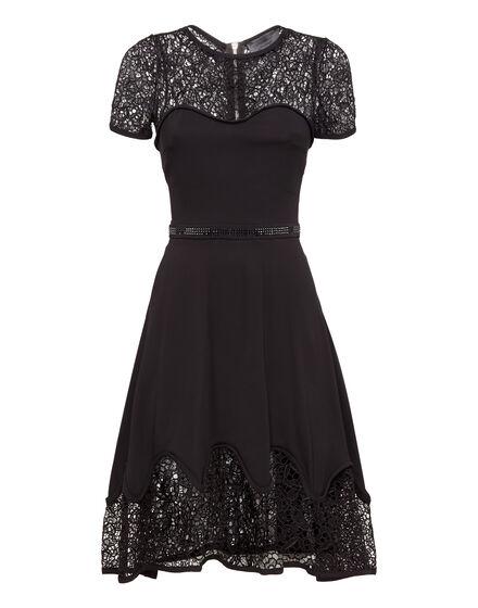 Short Dress Im just a woman
