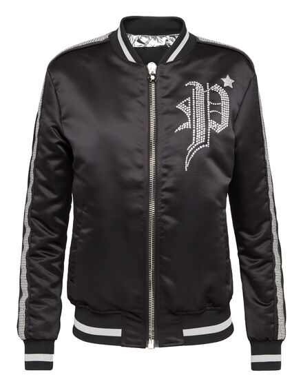 Bomber Fancy Plein