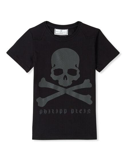 T-shirt Round Neck SS Run Away