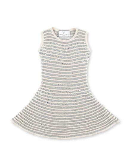 Knit Day Dress Crystal