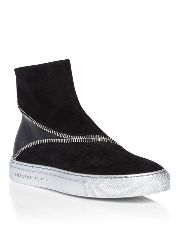 """Hi-Top Sneakers """"marya"""""""