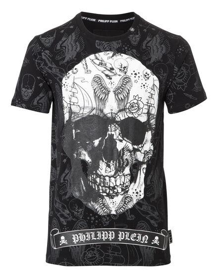 T-shirt Round Neck SS jim