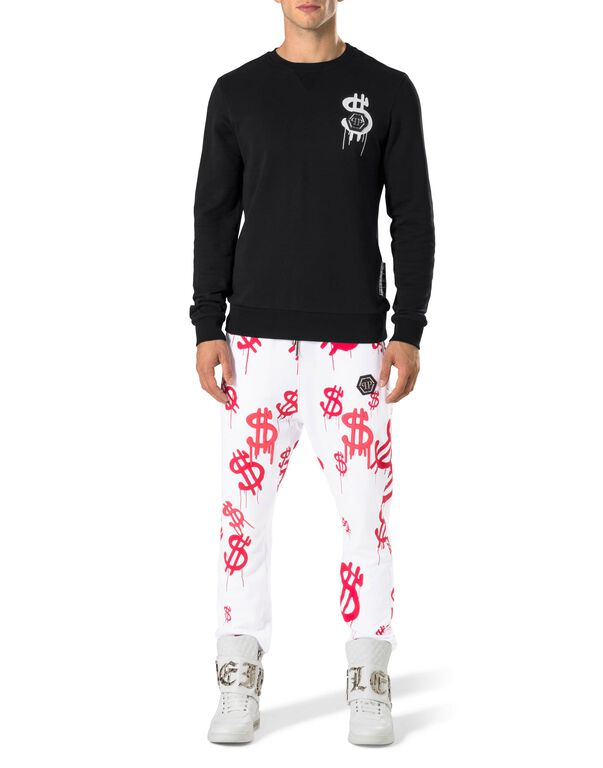 """Jogging Trousers """"Red money"""""""