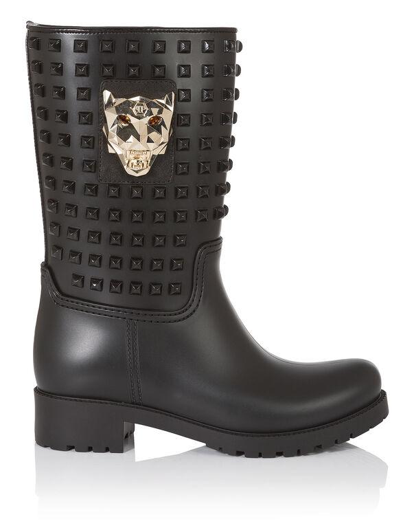 "rain boots ""boom"""