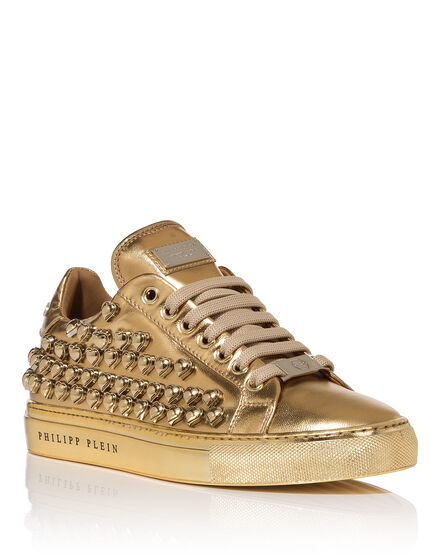 Lo-Top Sneakers Green