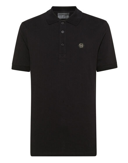 Polo shirt SS Flame