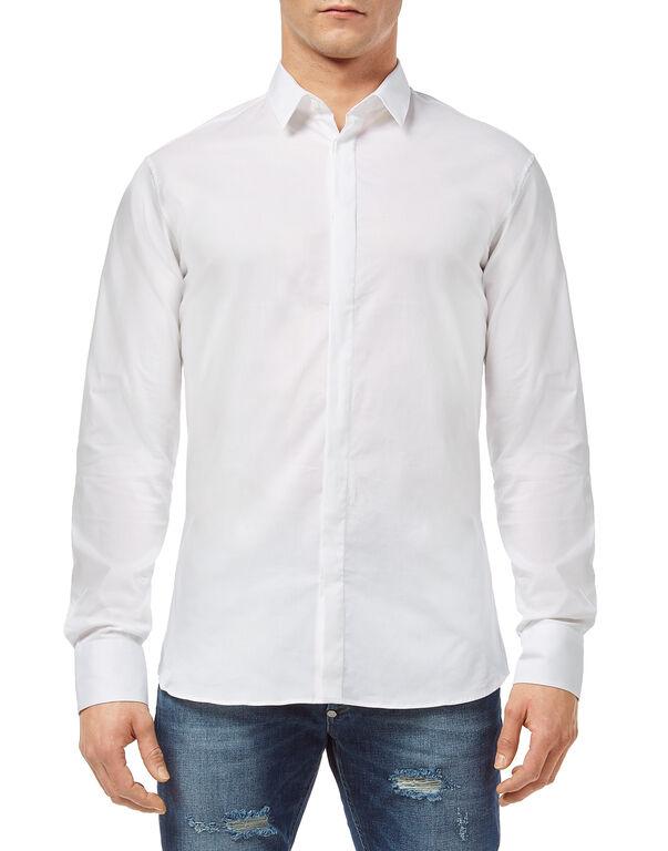 """Shirt Platinum Cut LS """"Clarence"""""""