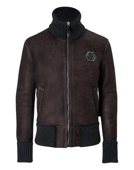 Leather Jacket Fine
