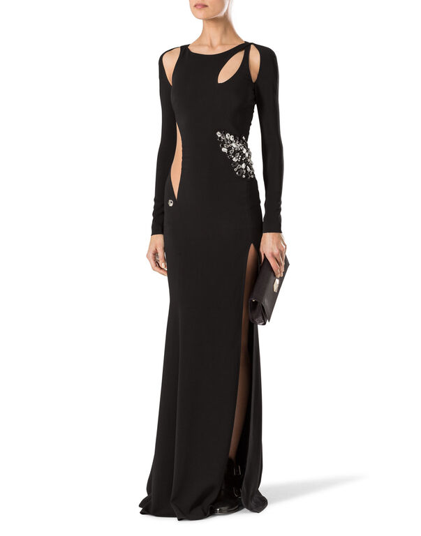 "evening gown ""chelsea"""