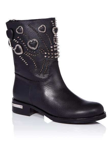 Boots Lo-Heels Low oona