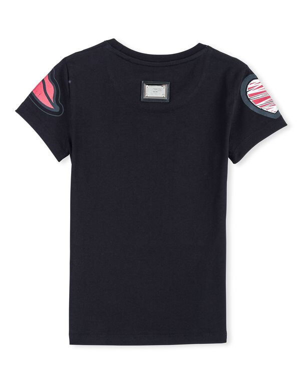 """T-shirt Round Neck SS """"Lady D"""""""