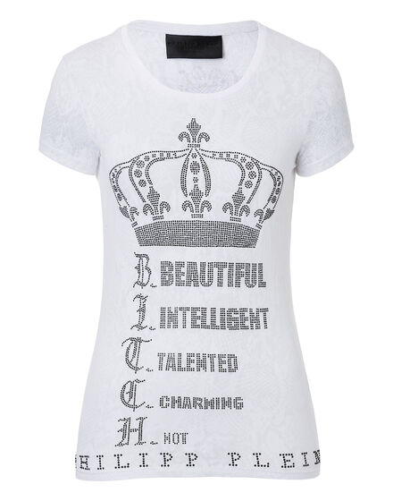 T-shirt Round Neck SS Talented