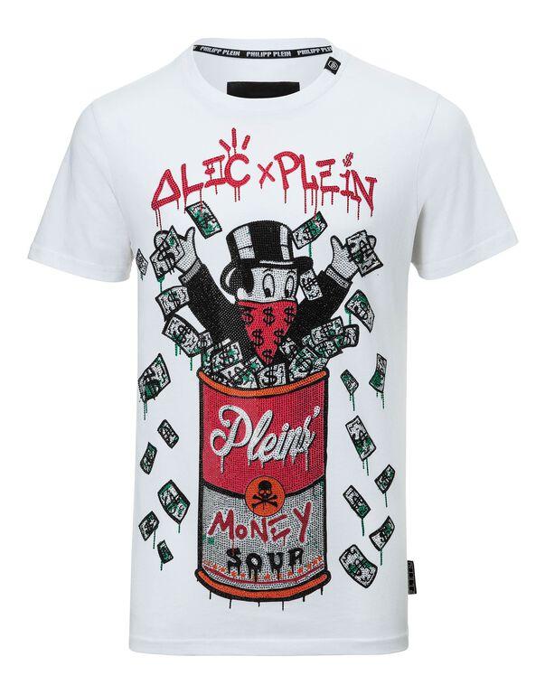 "T-shirt Round Neck SS ""Monopoli five"""