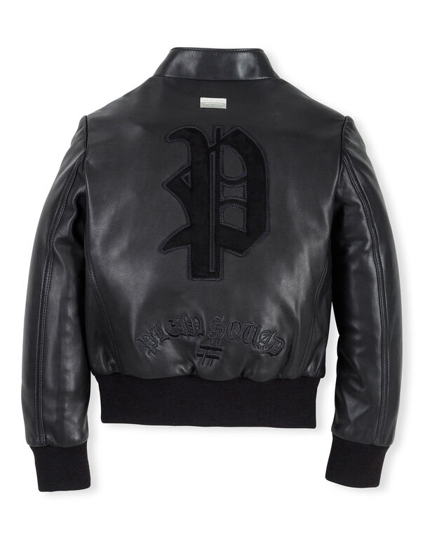 "Leather Biker ""Panters"""