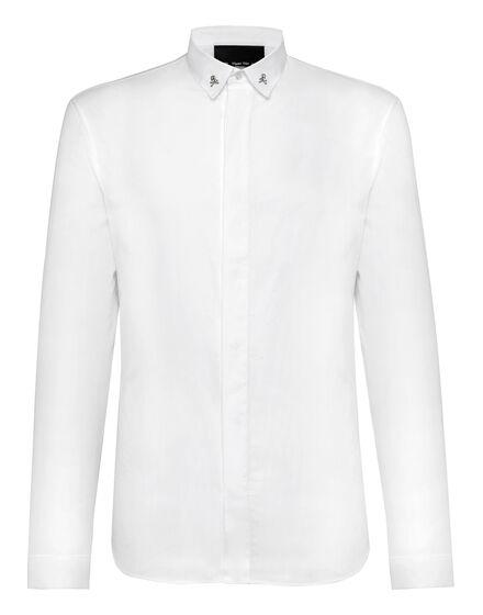 Shirt Crystal cut LS Andrew