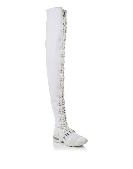 Boots Hi-Heels Overknees LOREN