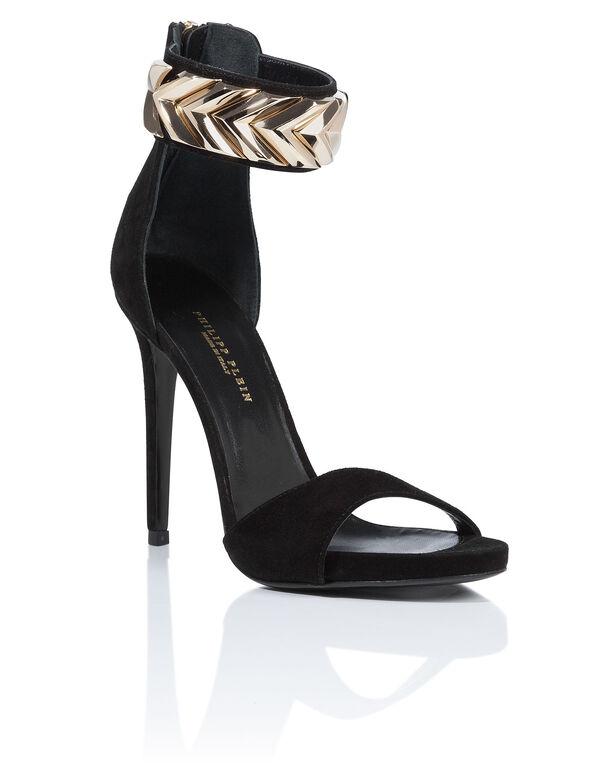 "Sandals High Heels ""Aurillec"""