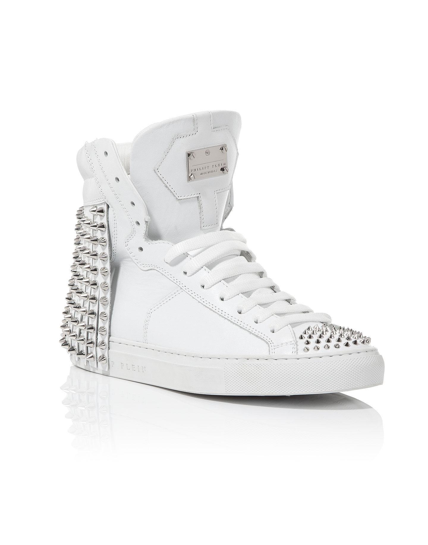 high sneakers \