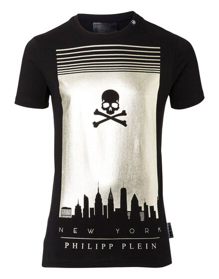 T-shirt Round Neck SS alfred