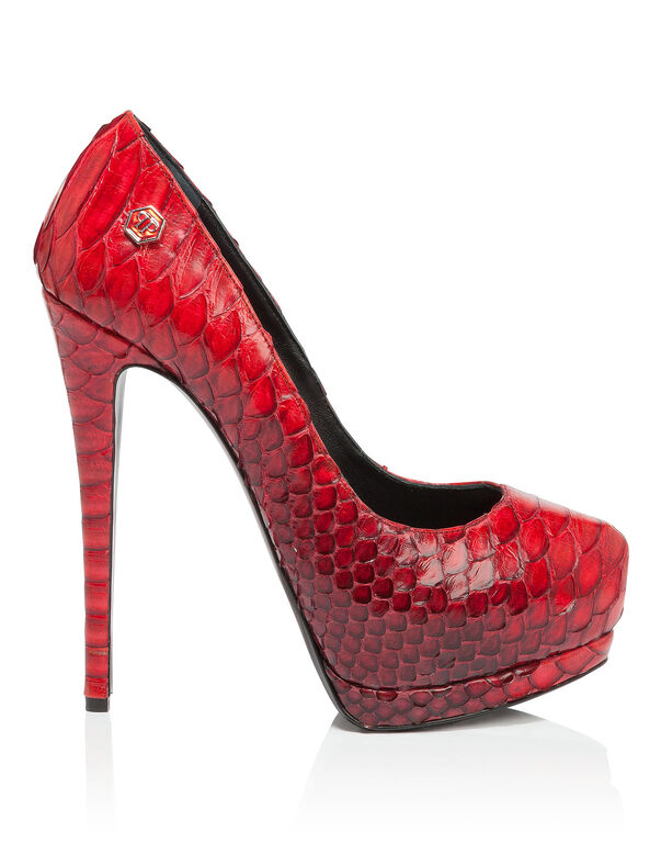 """pointed wedges """"reptilia"""""""