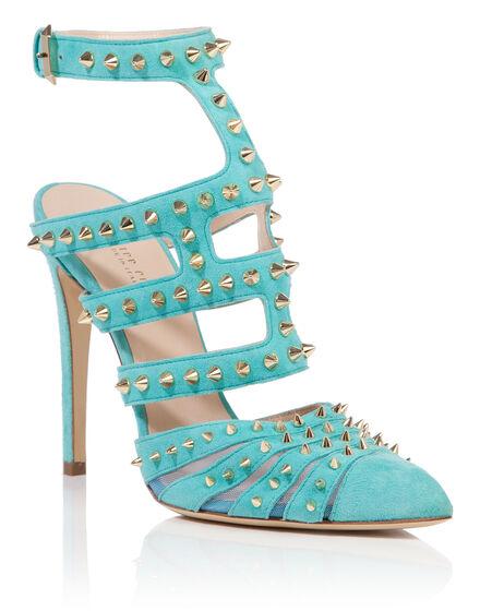 Sandals Mid Heels