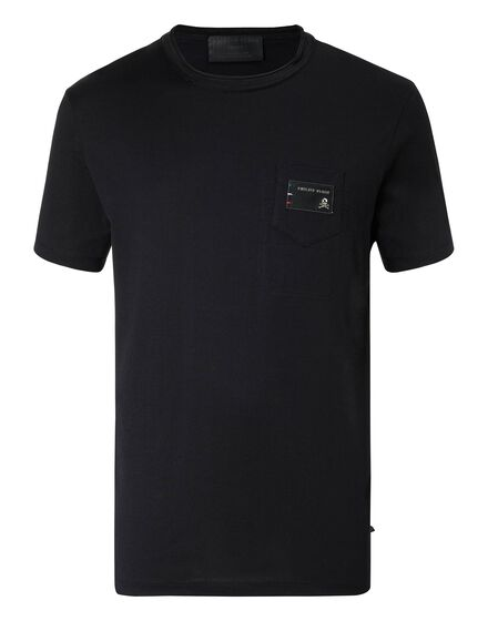 T-shirt Round Neck SS Welcome