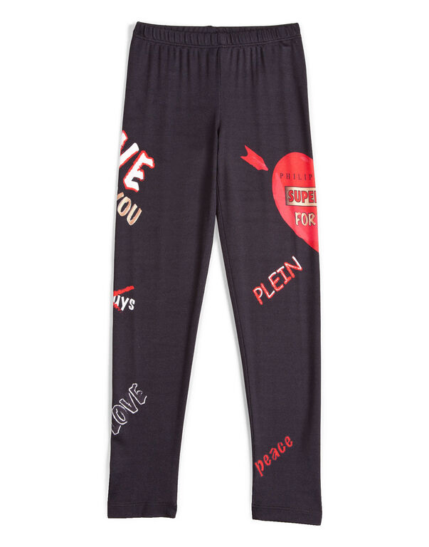 "leggings ""love plein"""