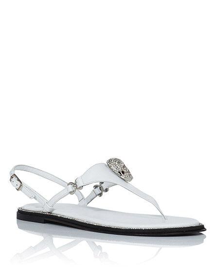 Sandals Flat Chartres