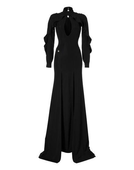Long Dress Dark Medieval