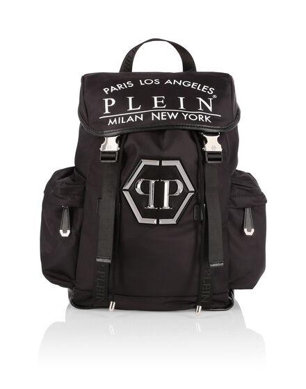 Backpack World citizen