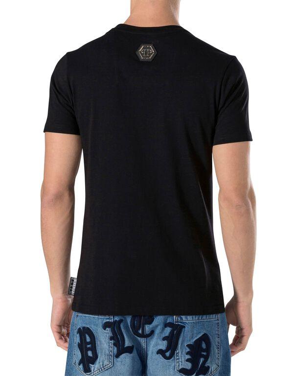 "T-shirt Round-Neck SS ""Monopoli"""