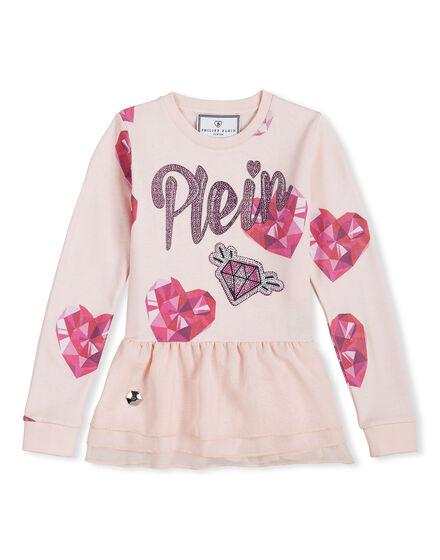 Sweatshirt LS Lily Plein