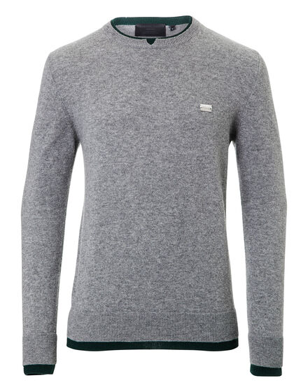 Pullover Round Neck LS Simply