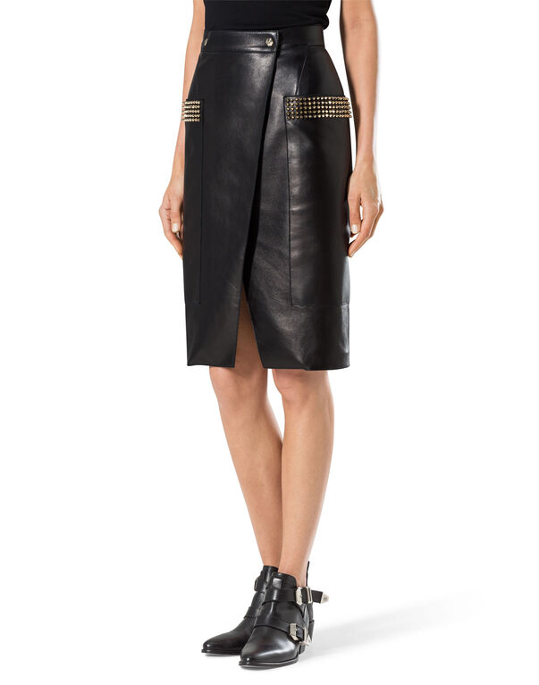 "leather skirt ""runaway"""