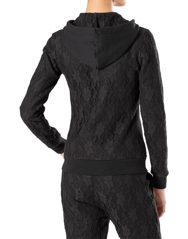 """hooded jacket """"contessa"""""""