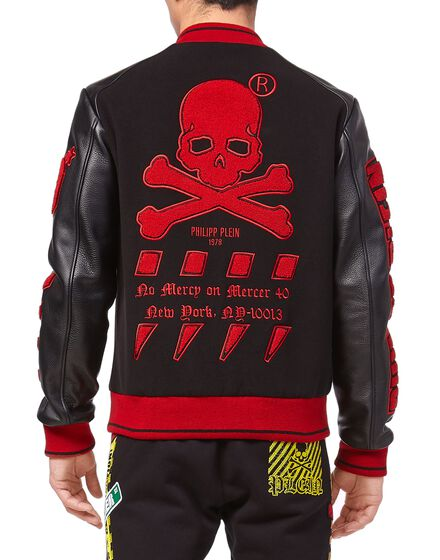 b7be98367 Men's Leather Jackets | Philipp Plein Outlet
