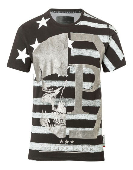 T-shirt Round Neck SS Mimic