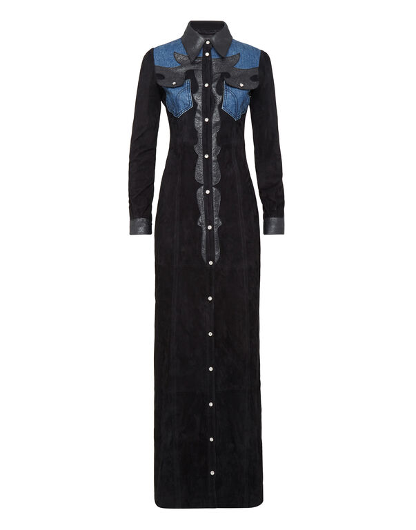 Long Dress Cowboy