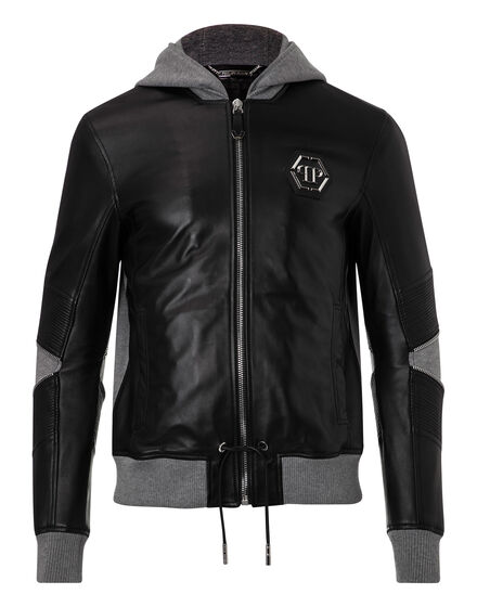 Leather Jacket Oda