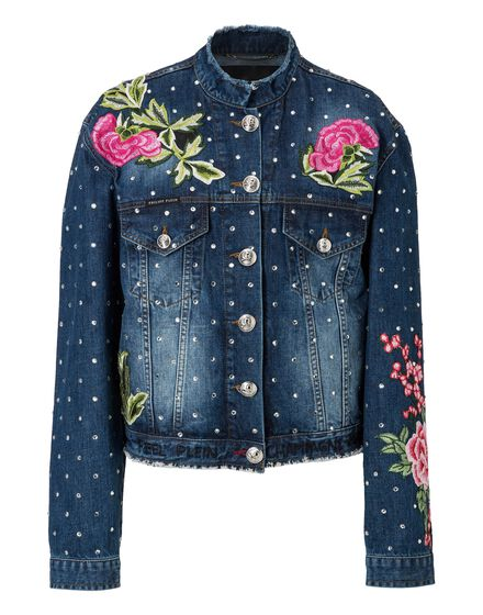 Denim Jacket Skyline Angele