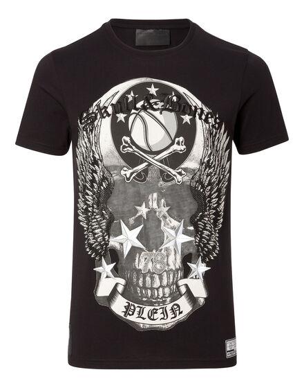T-shirt Round Neck SS Cinnabar