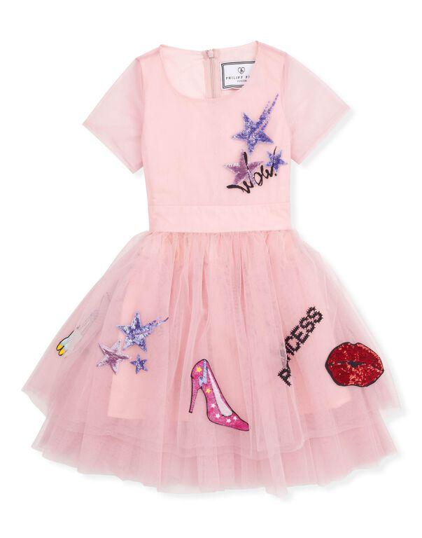 "Dress ""Tangerine"""