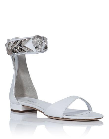 Sandals Flat Moulins