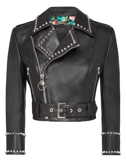 Leather Biker Kimmy