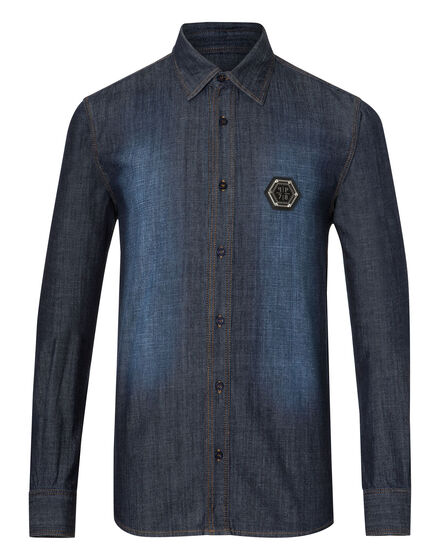denim shirt combined