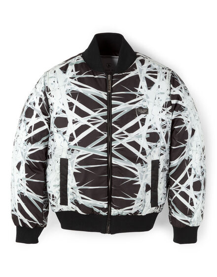 nylon jacket chaos