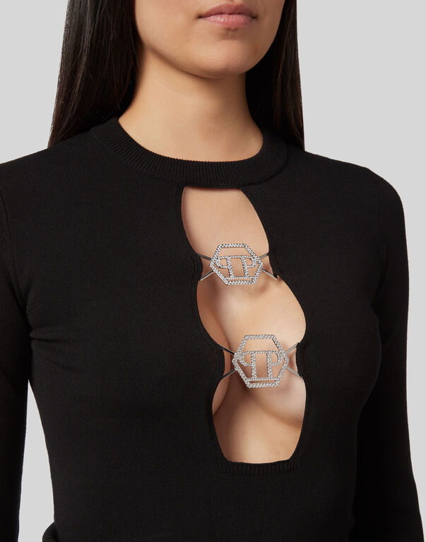 Knit Top Elegant