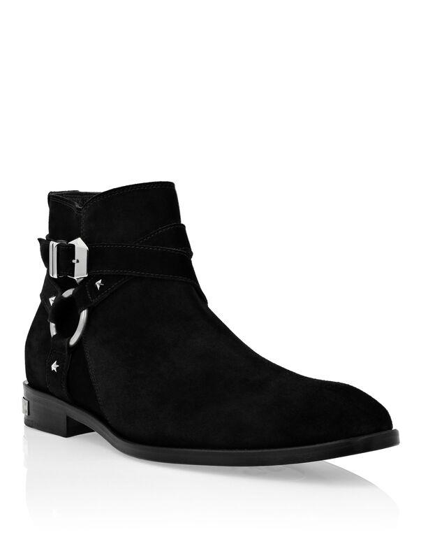 Boots Low Flat Cowboy