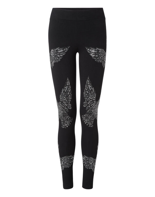 "leggings ""iron bird"""