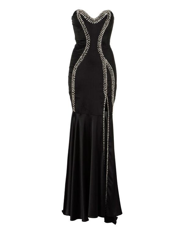 "Evening Dress ""Sirena Stone"""